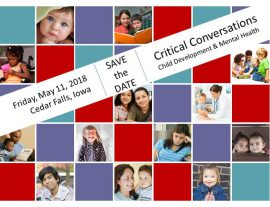 Critical Conversations Conference- May 11th
