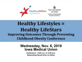 Healthy Lifestyles = Healthy LifeStars Conference