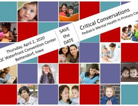Critical Conversations – Pediatric Mental Health in Primary Care