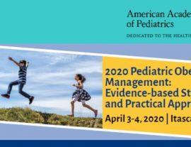 2020 Pediatric Obesity Management Course