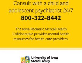 Looking for information about a pediatric psychiatric diagnosis or treatment?